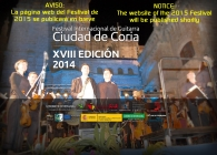 XVIII Edición (2014)