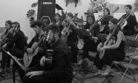 Carlos Molina y la Orquesta de Guitarras